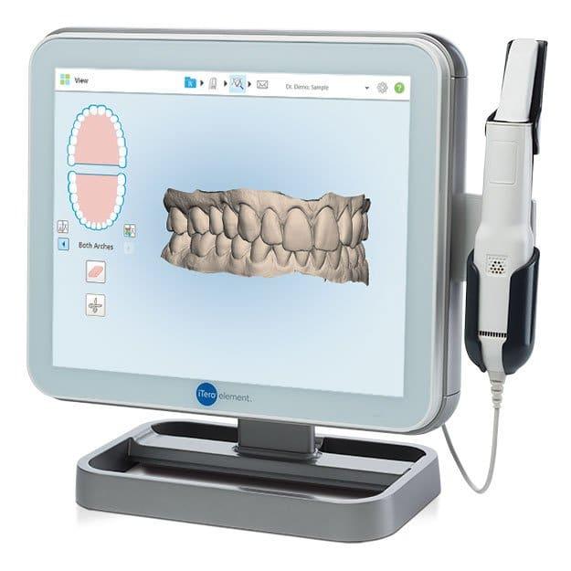 3D-Scan für die unsichtbare Zahnschiene